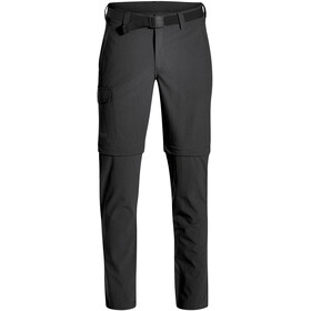 Maier Sports Torid Slim lange broek Heren Long zwart